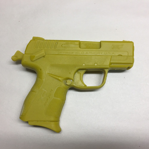 """Combo Prepped and unprepped Springfield XDE 3.3"""" 45acp"""