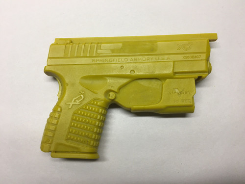 """Combo Prepped and unprepped Springfield XDS 3.3"""" w/Viridin R5"""
