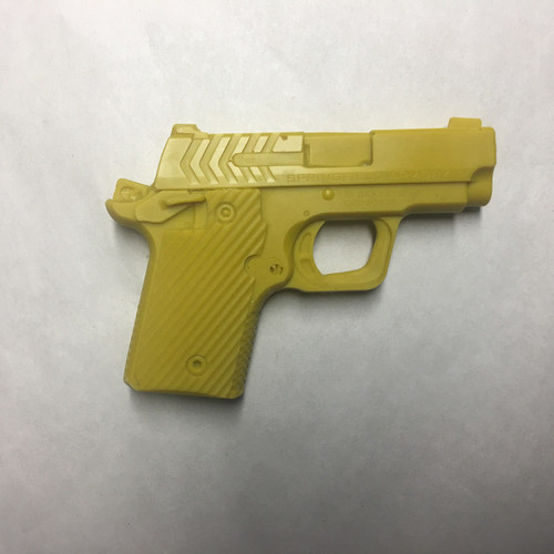 Combo Prepped and unprepped Springfield 911 .380 ACP