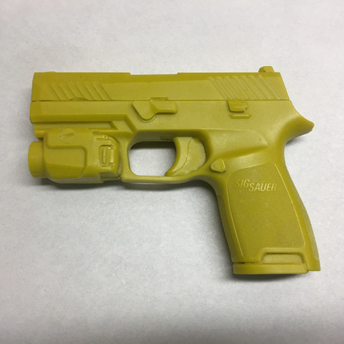 Unprepped Sig Sauer P320  9mm Compact w/TLR7