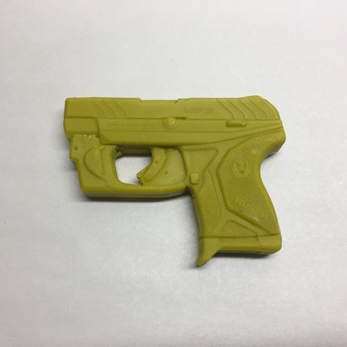 Unprepped Ruger LCP II w/Viridian E Series Laser