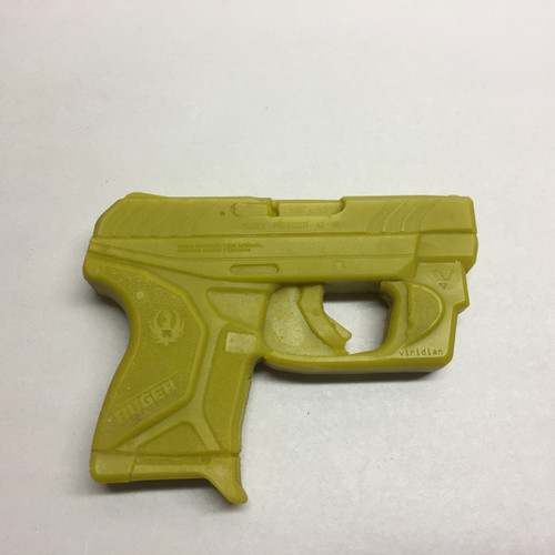 Combo Prepped and unprepped Ruger LCP II w/Viridian E Series Laser