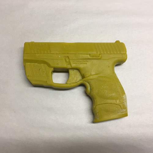 Unprepped Walther PPS M2 w/CT Laser