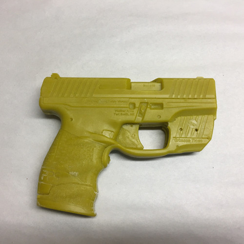 Combo Prepped and unprepped Walther PPS M2 w/CT Laser