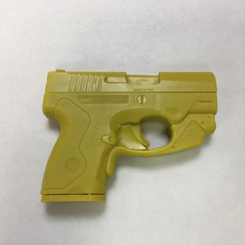 Combo Prepped and unprepped Beretta Nano w/CT Laser (LG-483)