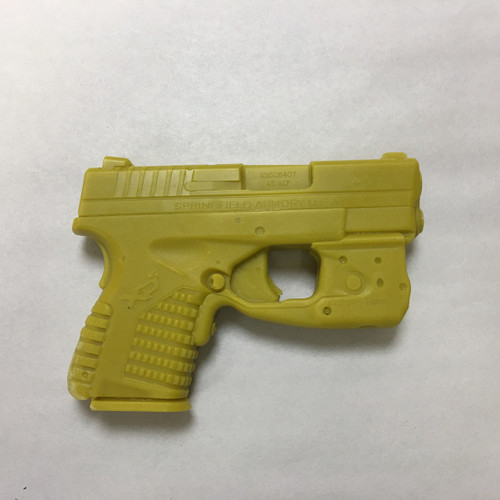 """Combo Prepped and unprepped Springfield XDS 3.3"""" 9/40/45 w/LL-802"""