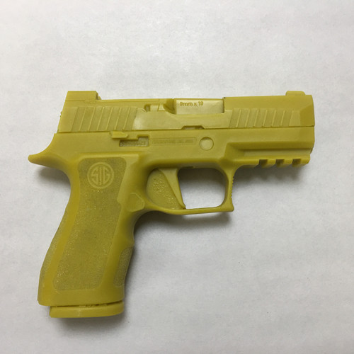 Combo Prepped and unprepped Sig Sauer P320 X-Compact