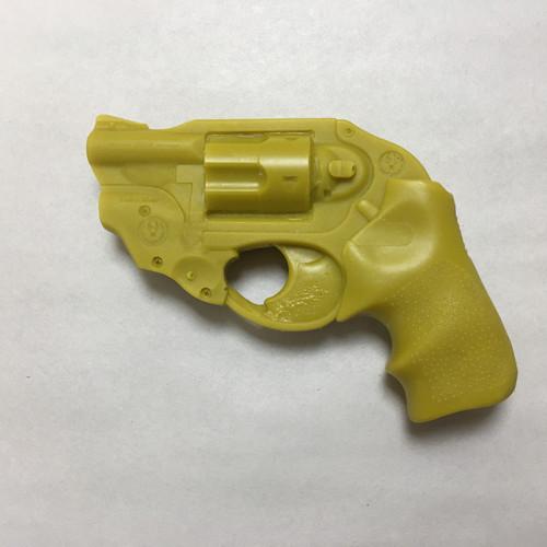Unprepped Ruger LCR w/Lasermax