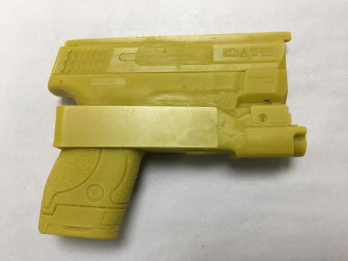 Prepped S&W M&P Shield w/Recover Tactical Rail & O-Light Mini 2