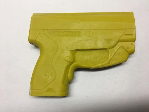 Prepped Beretta Nano w/CT Laser (LG-483)