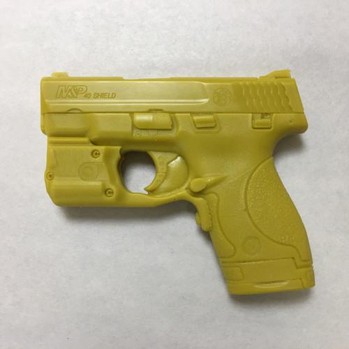 Unprepped S&W M&P Shield w/ Laser Guard Pro (LL-801)