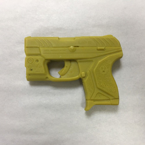 Unprepped Ruger LCP II w/Viridian R5