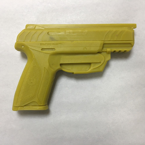 Prepped Ruger Security 9 w/Viridian E Series