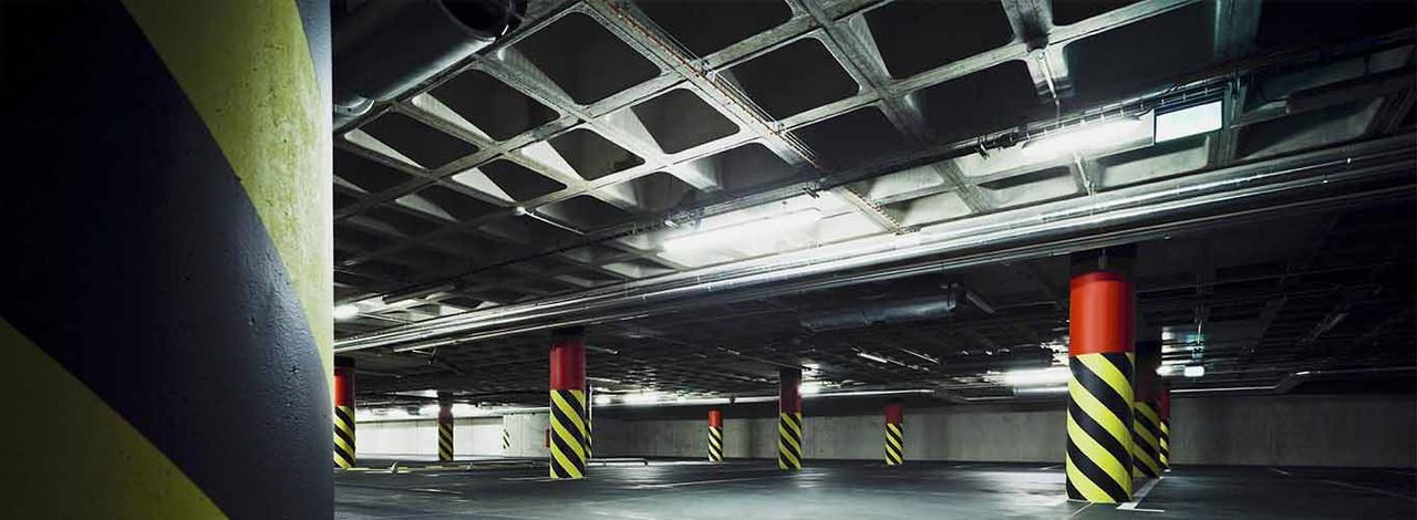 LED Battens Motion Sensor Lights