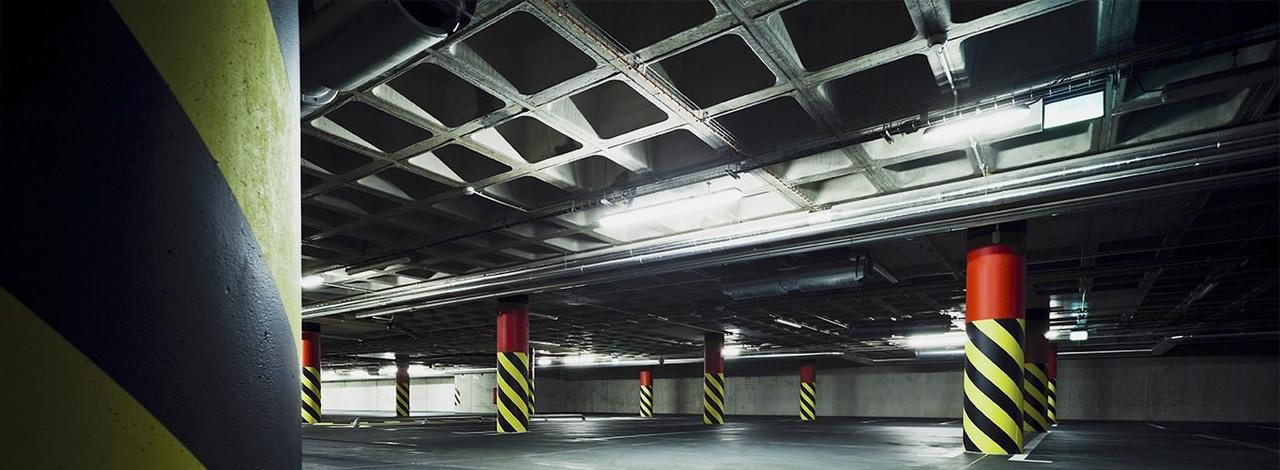 Fluorescent Fittings IP65 Lights