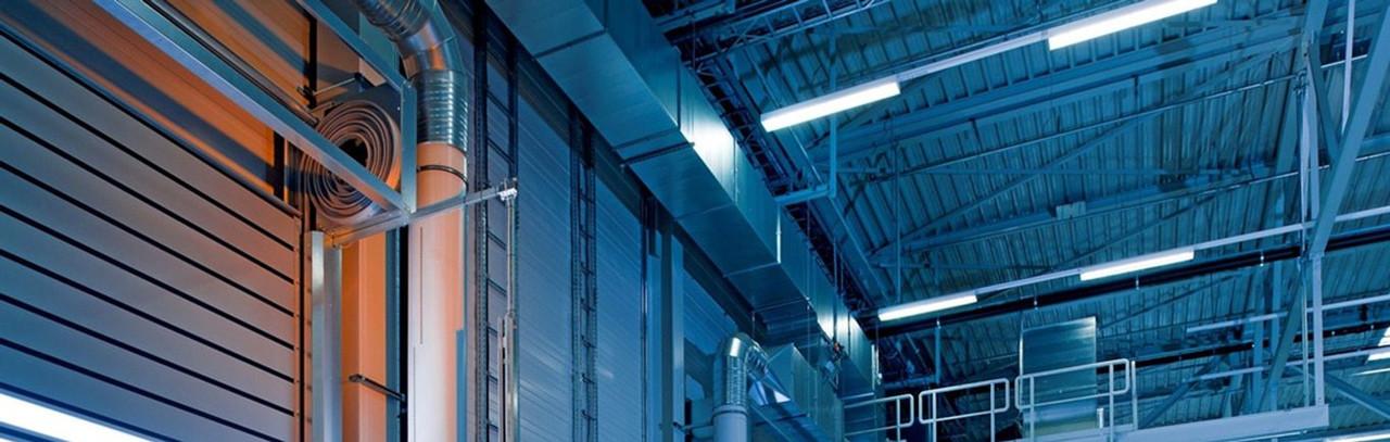 Knightsbridge Fluorescent Fittings 58 Watt Lights