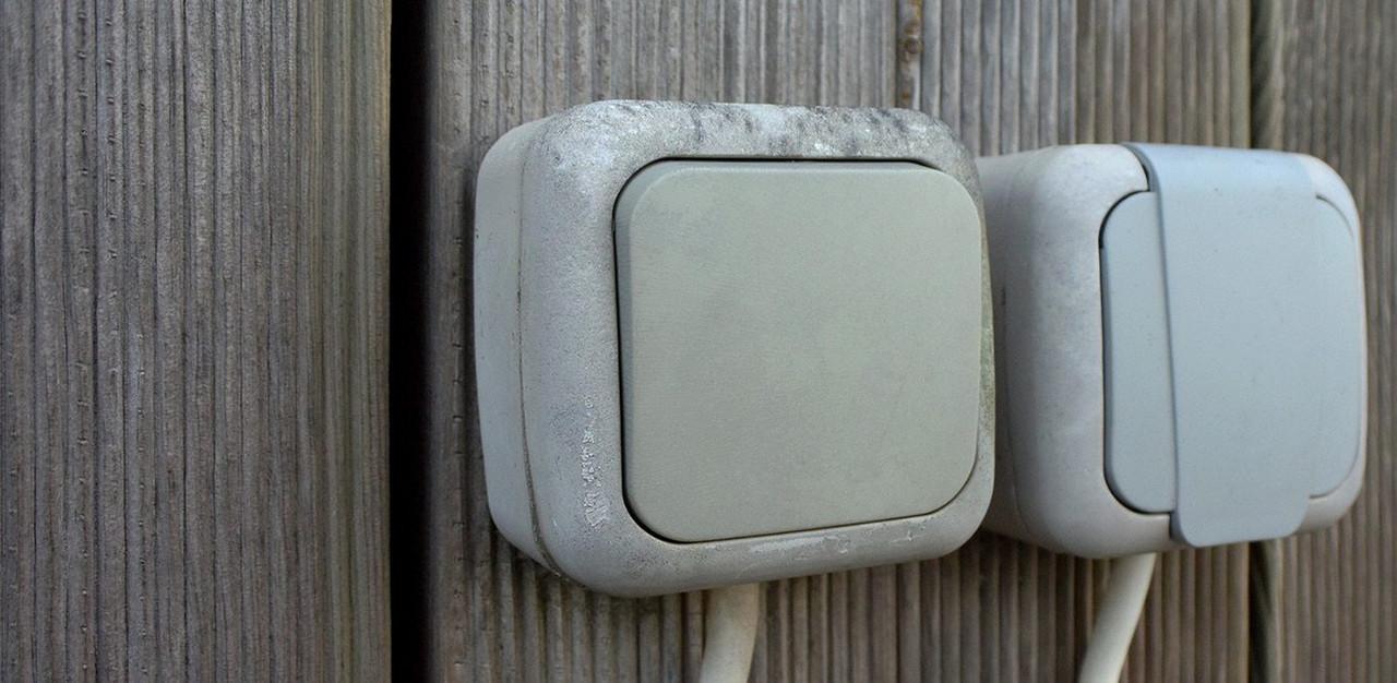 Garden External Sockets