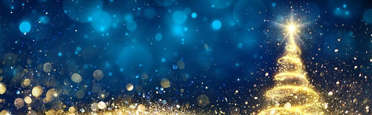 LED Christmas Star Multi Coloured Lights