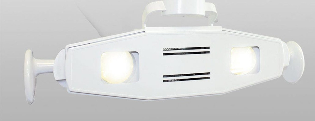 Crompton Lamps LED Shatterproof T8 Tube 4ft Lights