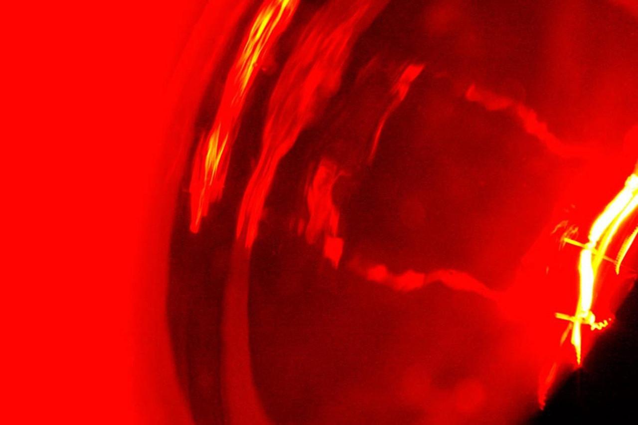 Infrared Reflector Hard Glass Ruby Light Bulbs