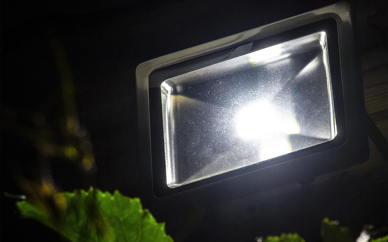 LED Floodlights Auto Sensor Lights