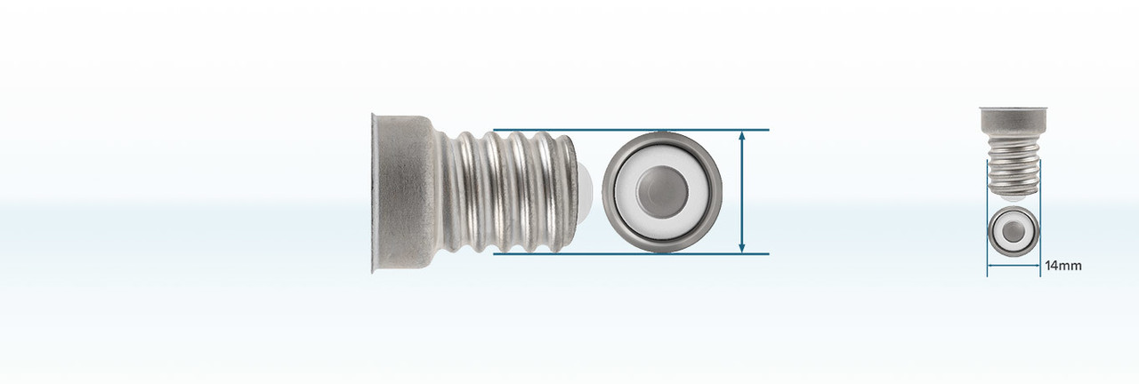 SES-E14 Small Screw