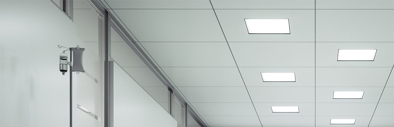 LED Low Glare Panel Lights