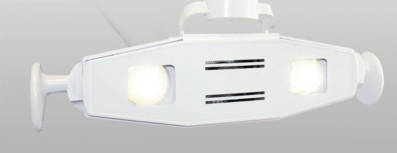 Crompton Lamps LED Shatterproof T8 Tube 22W Lights