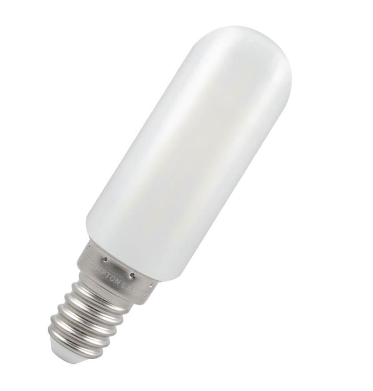 LED Filament Cooker Hood Light Bulb 4.7W E14 2700K Warm White Crompton 12837