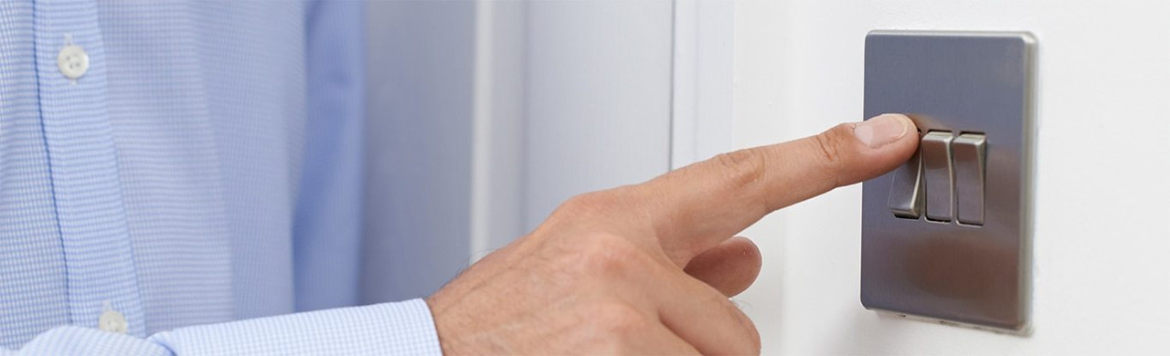 White Lamp Holder Adapters