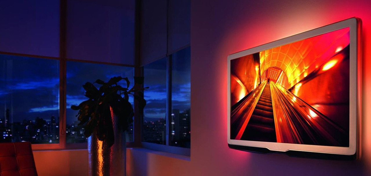 Crompton Lamps LED Smart Flexible Strip 18W Lights
