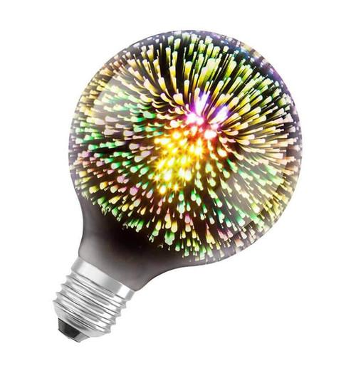 Osram LED 125mm Star Globe Universe 3w E27  Image 1