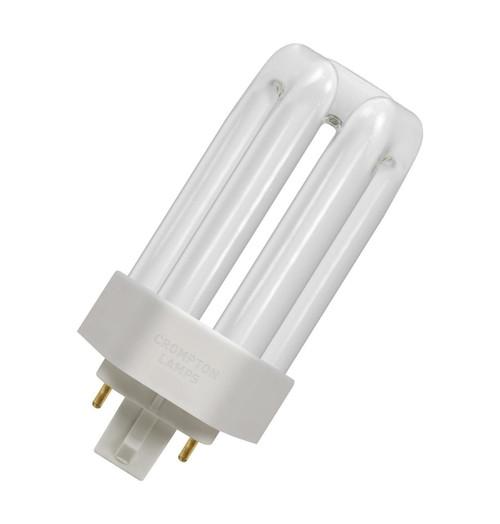 Crompton CFL PLT-E 4-Pin 13W White CLTE13SW Image 1