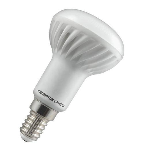 Crompton LED R50 Reflector E14 3W 6000K LR505DL Image 1