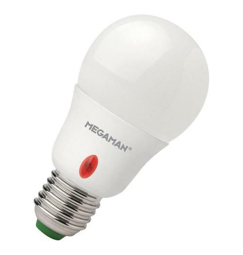 Megaman LED GLS E27 8W 2800K 148463 Image 1