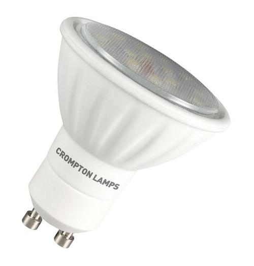 Crompton LED GU10 3W 3000K LGU103WWSMD Image 1
