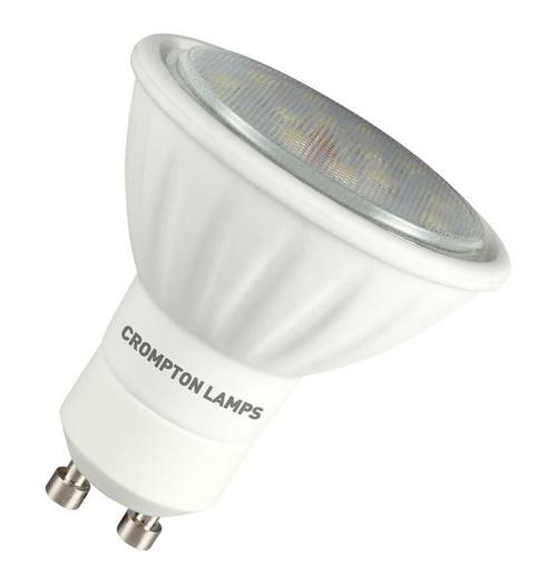 Crompton LED GU10 3W 6000K LGU103DLSMD Image 1