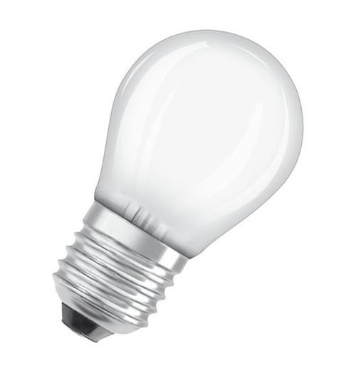 Osram LED Golfball E27 5W Dim 2700K 4058075101432 Image 1