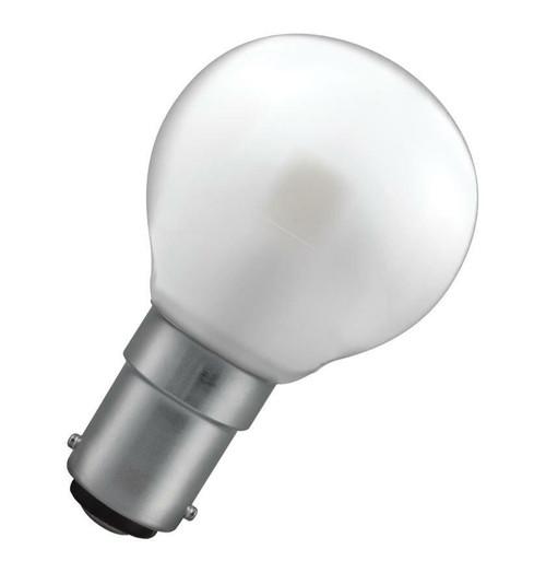 Crompton LED Golfball B15 3W 3000K LCR3SASBCWW Image 1