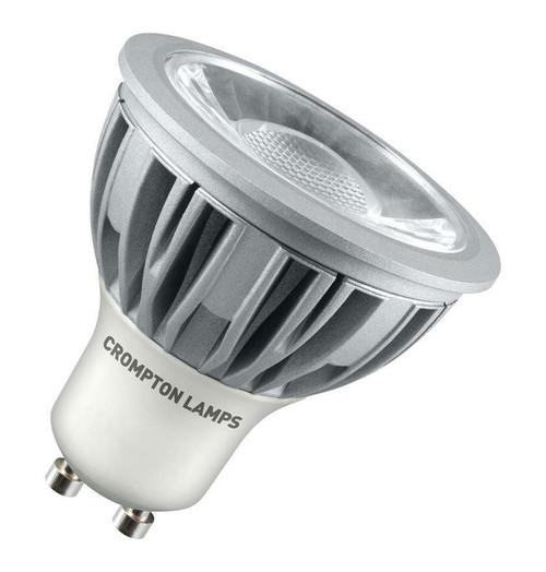 Crompton LED GU10 5W Dim 6000K LGU105DLCOB-DIM Image 1