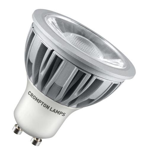 Crompton LED GU10 5W 4000K LGU105CWCOB Image 1