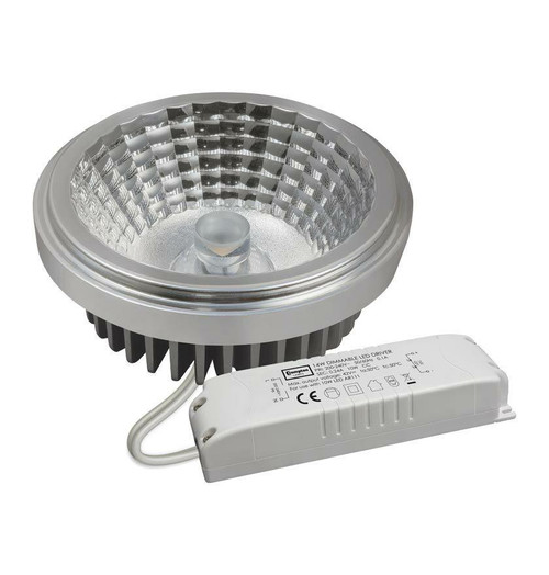 Crompton LED AR111 10W Dim with Driver 4000K 3019 Image 1