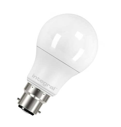 Integral LED GLS B22 12W Dim 2700K 85-41-58 Image 1