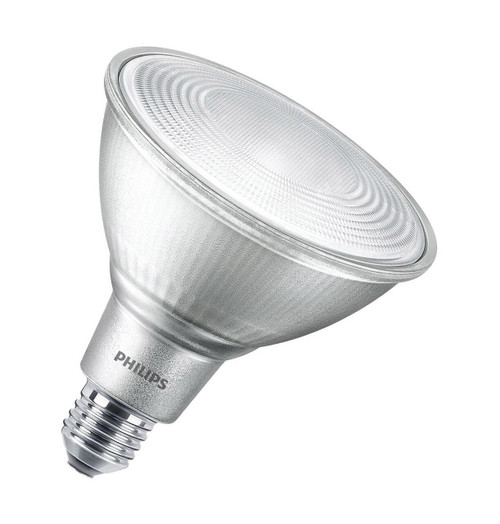 Philips LED IP65 PAR38 Reflector E27 13W Dim 2700K 871869671376100 Image 1