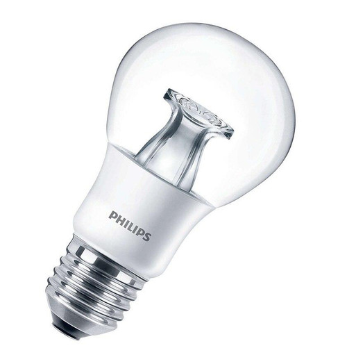 Philips LED GLS E27 6W Dim 2700K 871869648128800 Image 1