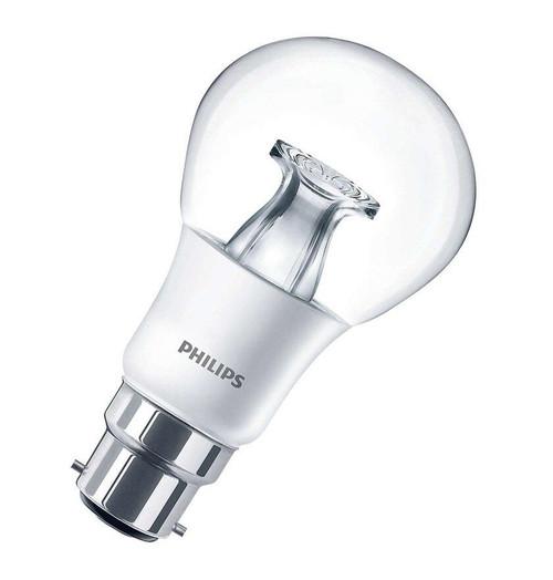 Philips LED GLS B22 6W Dim 2700K 871869648130100 Image 1