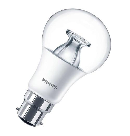 Philips LED GLS B22 8.5W Dim 2700K 871869648134900 Image 1