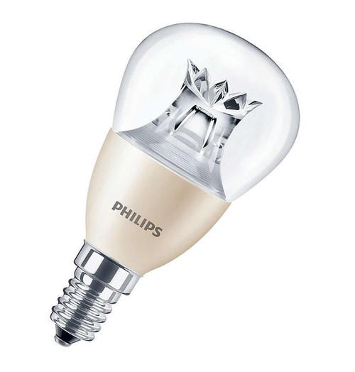 Philips LED DimTone Golfball E14 4W Dim 2700K 871869645378000 Image 1