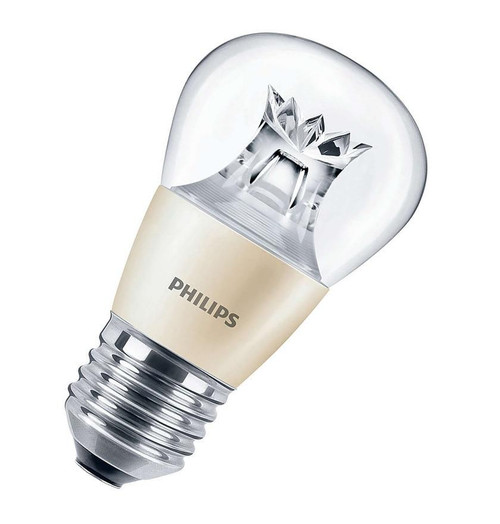 Philips LED DimTone Golfball E27 6W Dim 2700K 871869645360500 Image 1