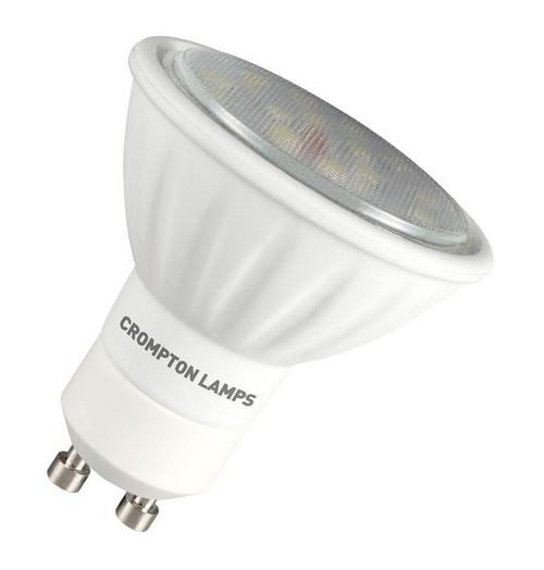 Crompton LED GU10 4W 4000K LGU104CWSMD Image 1